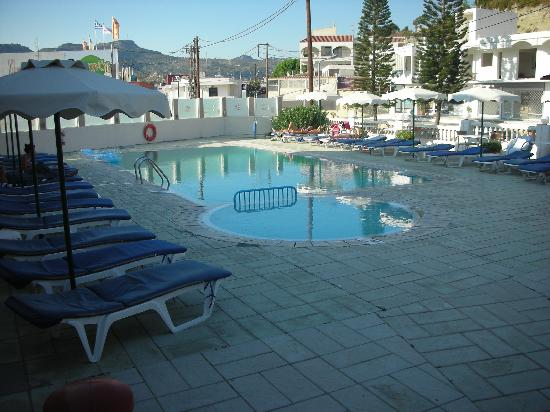 Golden Days Hotel: Golden Days - Pool area