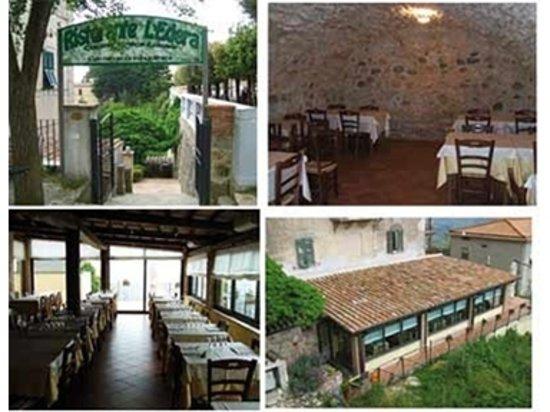 Tolfa, Italy: Ristorante L'Edera