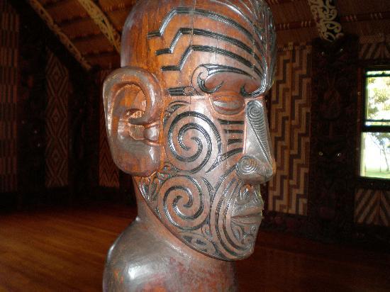 Paihia Pacific Resort Hotel: Maori Head