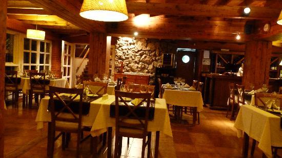 Hotel Mirador del Lago: Restaurant El mirador del Lago