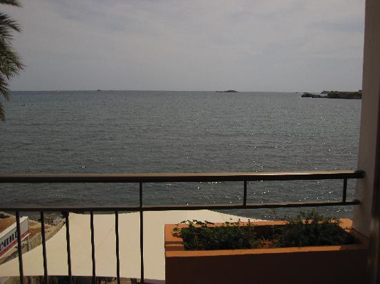 Apartments  Llevant: view from our balcony