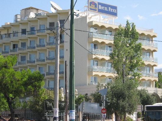 Best Western Hotel Fenix: Hotel Fenix