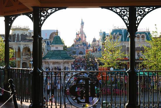 Disneyland Park: panorama