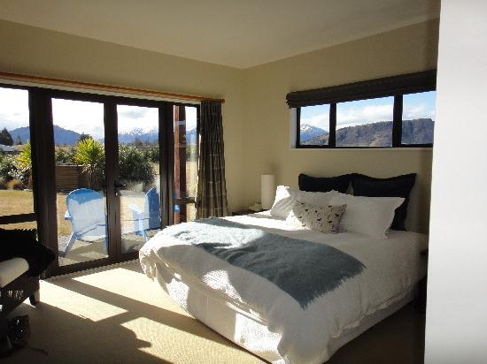 Mountain Range Boutique Lodge: The room