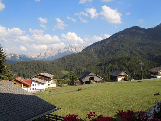 Hotel Fontanella: vista dalla nostra camera