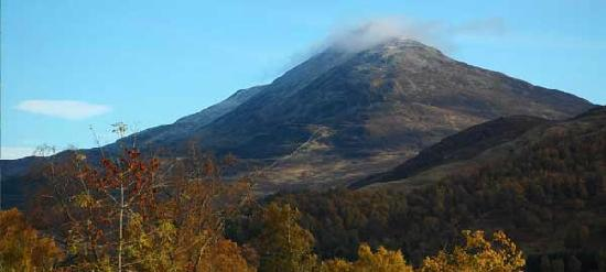 Loch Rannoch Highland Club: Stunning