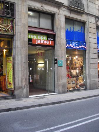 AAE Annex: Hotel rey don jaume