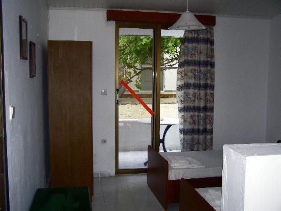 Roseberry Studios: Room detail