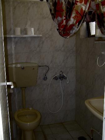 Roseberry Studios: Toilet - Shower