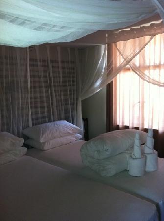 Okaukuejo Rest Camp: Stanza