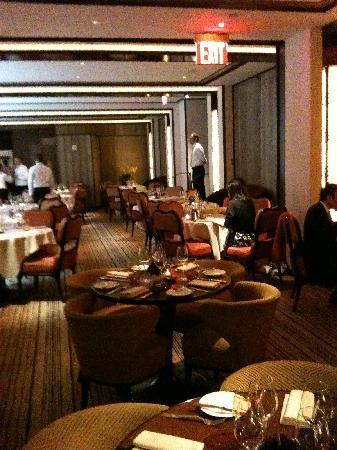 The Mark : dining room