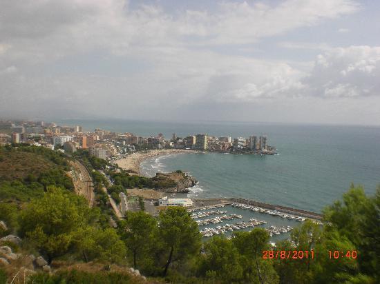 Oropesa Del Mar, Ισπανία: Mirador de Oropesa preciosooooo