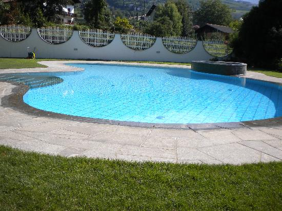 Hotel Elisabeth: piscine