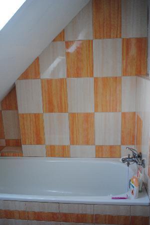 Penzion U Novaku: Bathroom.