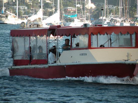 Virgin Islands Campground: Water Island Ferry