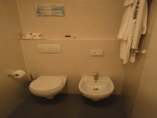 Hotel Regina A.: bagno 420