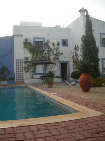 Residencial Casa do Alto: la piscina