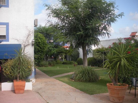 Residencial Casa do Alto: il giardino