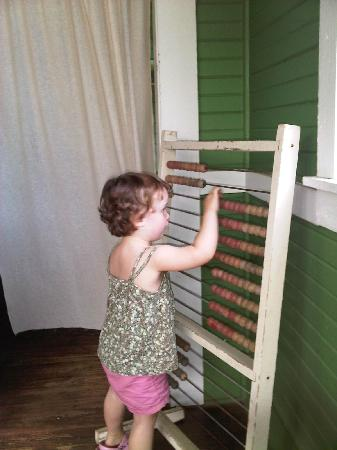 Pioneer Museum of Alabama : ...and counting!