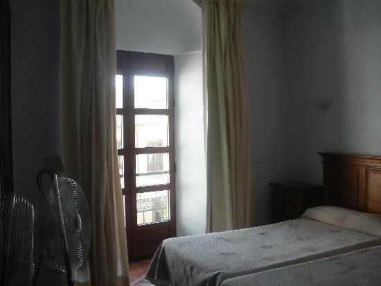 Hotel Plateros: la camera