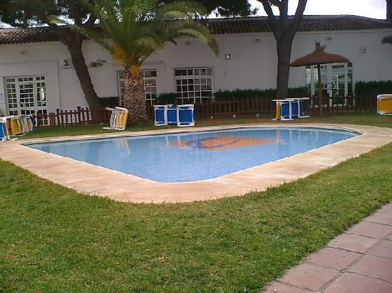 Carabela Beach & Golf Hotel: piscina pequeña