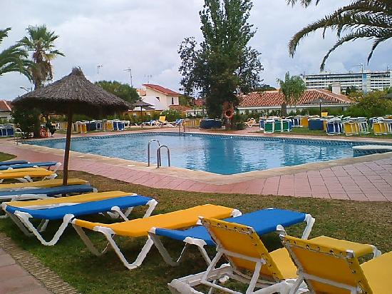 Carabela Beach & Golf Hotel: piscina grande