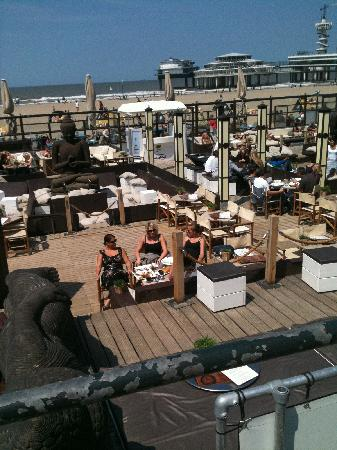 Boulevard Hotel : Beach bars