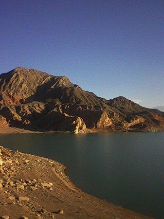 Province of San Juan, Argentina: Dique de Ullum
