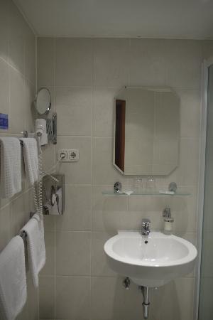 Hotel Müller: Badezimmer