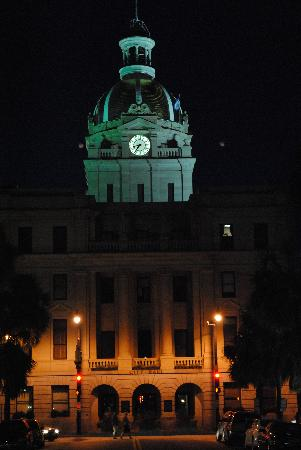 Savannah Cultural Heritage Tours and Events: Couthouse