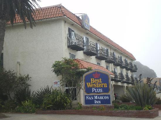 بست ويسترن بلس سان ماركوس إن: Marcos Inn