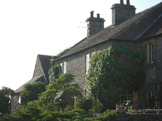 "Beechenhill Farm: The ""Beechenhill Cottage"" is on the end, the B+B in the middle"