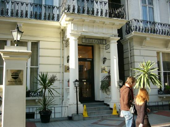 Notting Hill Gate Hotel 外観