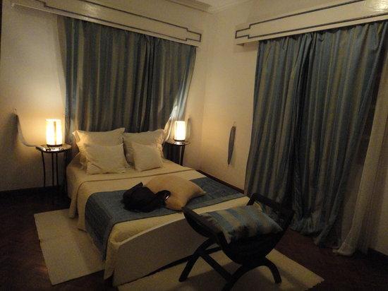 Irianja Guest House : 宿泊した部屋