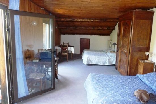 Hotel Le Yeti: chambre
