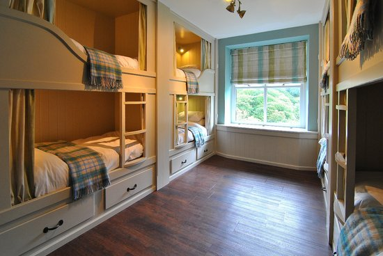 Capel Curig, UK: Dorm Room