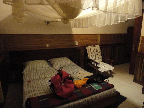 Aviavy Hotel: 宿泊した部屋