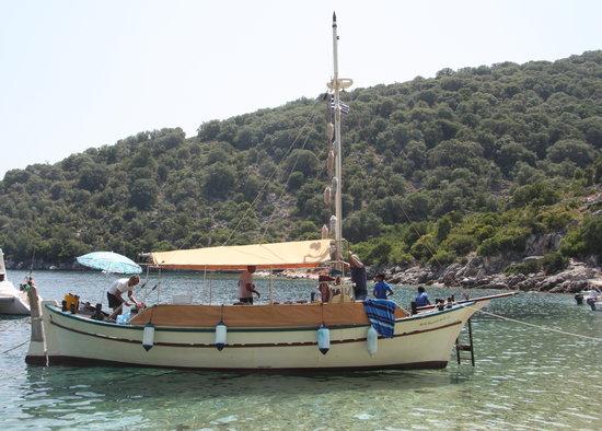 Ionian Discoveries : The Agia Kiriaki