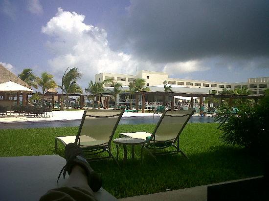 Secrets Silversands Riviera Cancun: una de las albercas