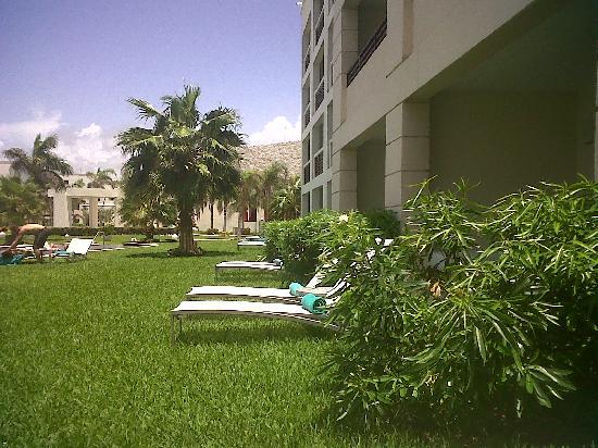 Secrets Silversands Riviera Cancun: vista de la habitaciòn planta baja