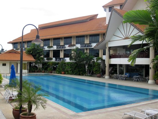 Kudat, Malasia: The hotel