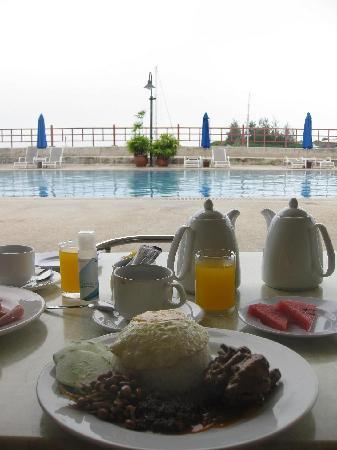 Kudat, ماليزيا: Breakfast