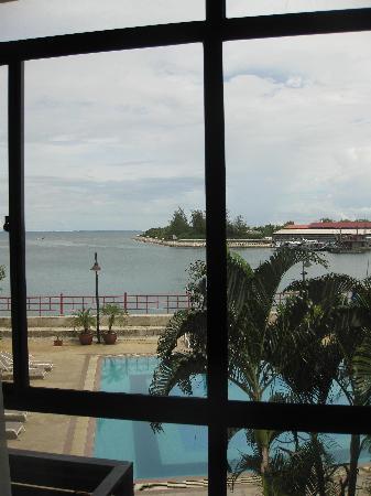 Kudat Golf and Marina Resort: View from room