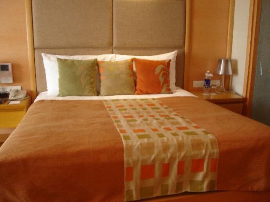 Jaypee Vasant Continental: My suite
