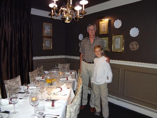 Prince Street Restaurants Boston Ma