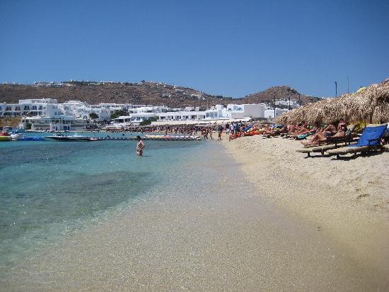 Artemoulas Studios: Platys Gialos beach
