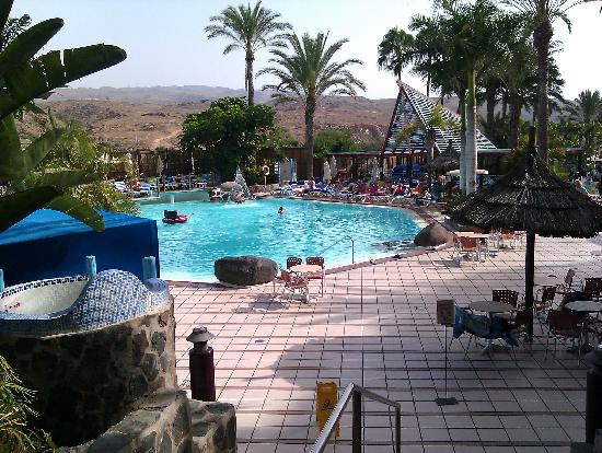 IFA Continental Hotel: One of the Pools