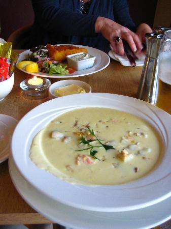 Sneem Hotel : Superb food well presented
