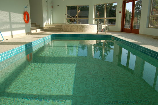 Swim Jet Pool - Picture of Mayne Island Resort - TripAdvisor