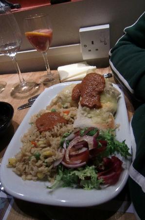 Casita Mexicana: Chicken